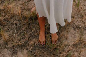 Respirez par les pieds !